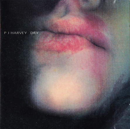 PJ Harvey Dry Record Sleeve