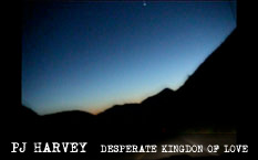 PJ Harvey Desperate Kingdom Of Love Video 2004